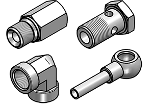 BSP AND METRIC ADAPTERS