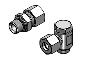RING FITTINGS DIN 2353