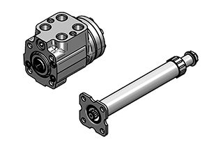 STEERING UNITS AND ACCESSORIES