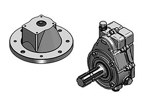 TRANSMISSION COMPONENTS AND COUPLINGS